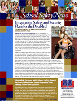 December 2015 School Safety News PDF thumbnail.